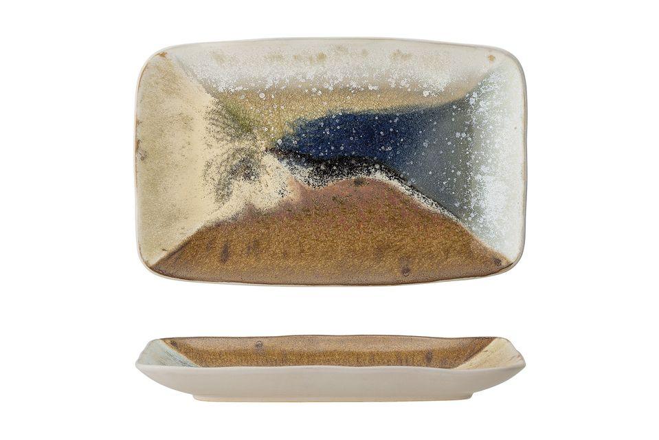 También puede ser usado como un objeto decorativo y dará un toque contemporáneo en un estante o