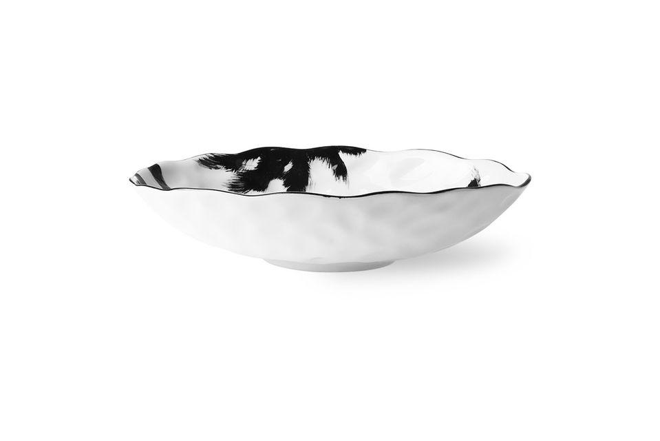Plato sopero de porcelana Fréthun