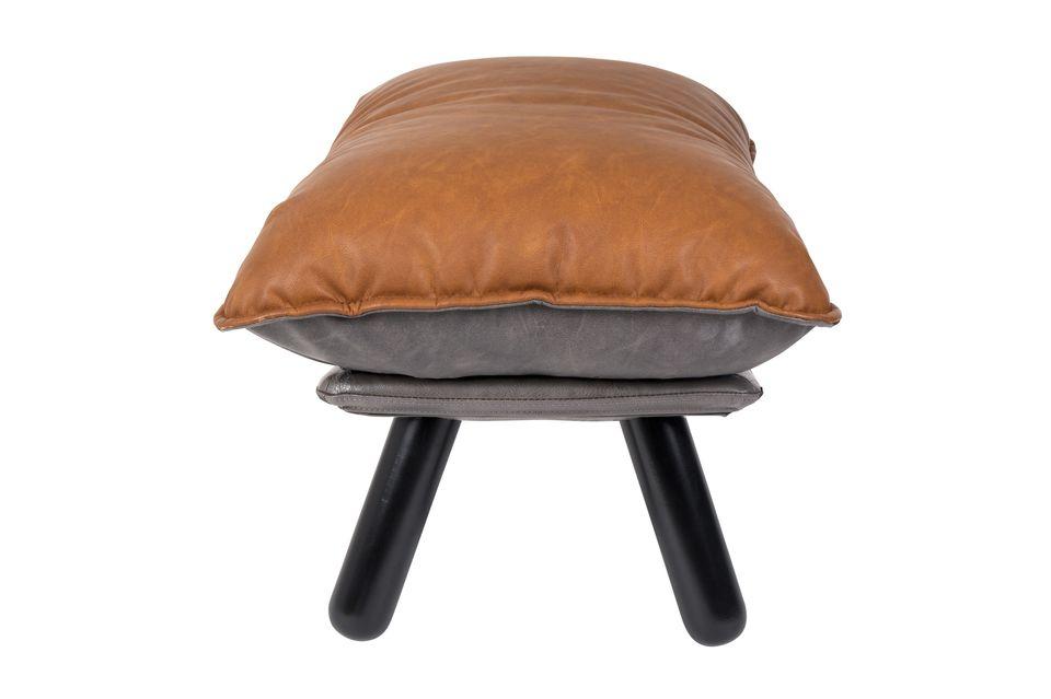 Pouf Lazy Slack Li marrón - 6