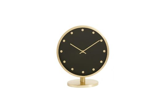Reloj de mesa CARAT con cristal
