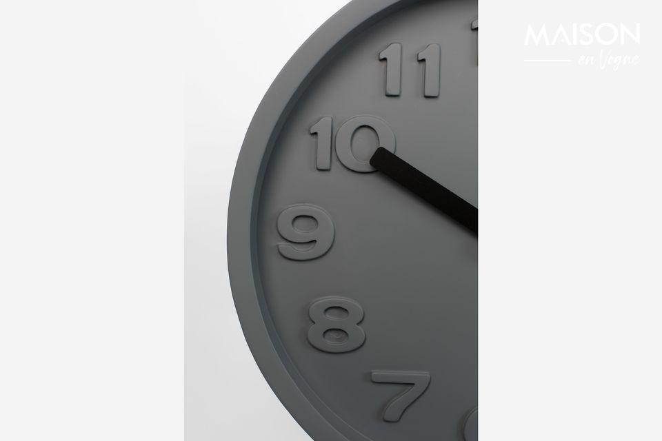 Reloj Humongous gris - 6
