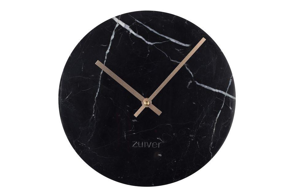 Reloj Marble Time negro - 6