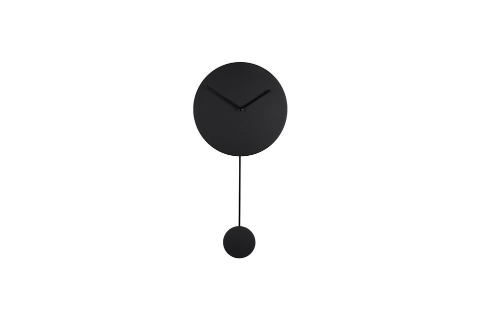 Reloj Minimal negro - 4