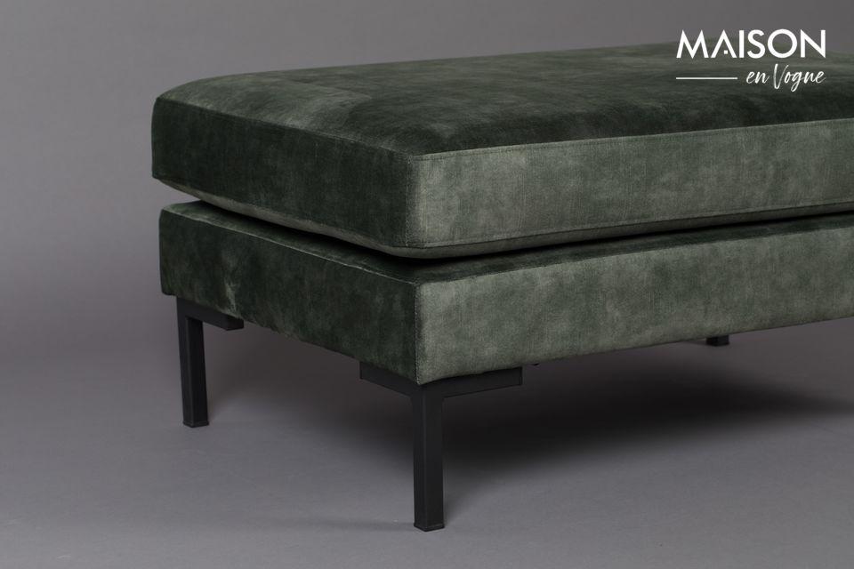 Puede usarlo solo o combinarlo con el sofá de 3 plazas y el sillón para crear un conjunto