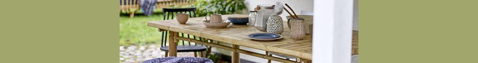 Descriptivo Materiales  Servidores de ensalada de teca Agey