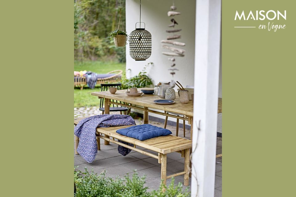 Cubiertos de madera para ensaladas para invitar a la naturaleza a la mesa