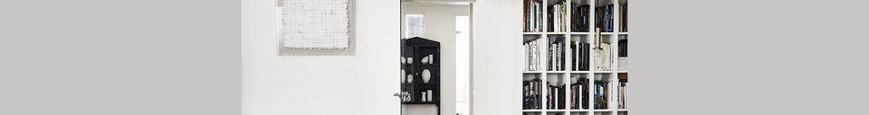 Descriptivo Materiales  Silla Altorf de alambre negro con reposabrazos