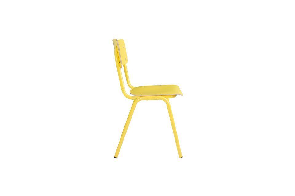 Silla Back To School amarillo - 9