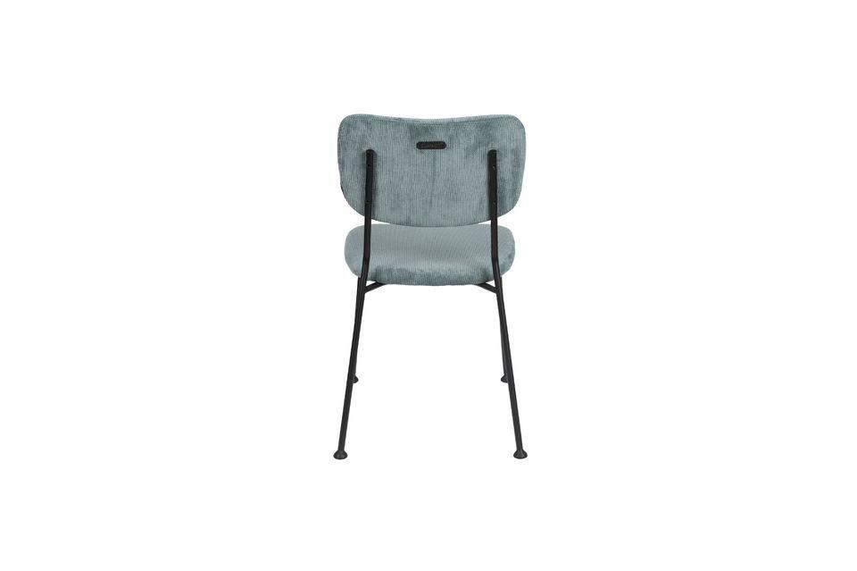 silla benson gris-azul - 6