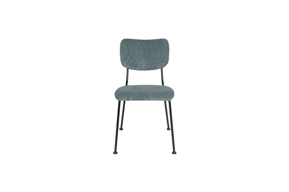 silla benson gris-azul - 9