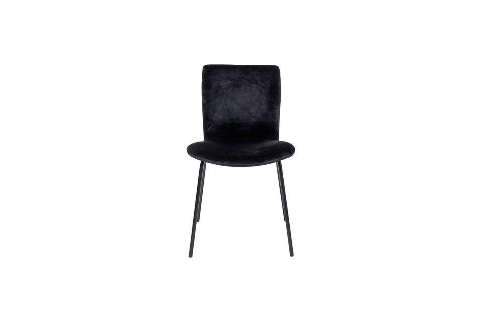 Silla de diseño para la estética y la comodidad de los asientos