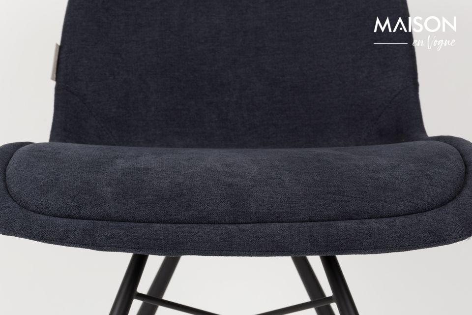 Zuiver ofrece la silla Brent en 3 colores diferentes