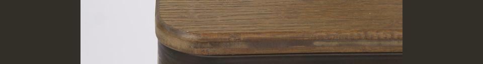 Descriptivo Materiales  Silla de metal Tilo
