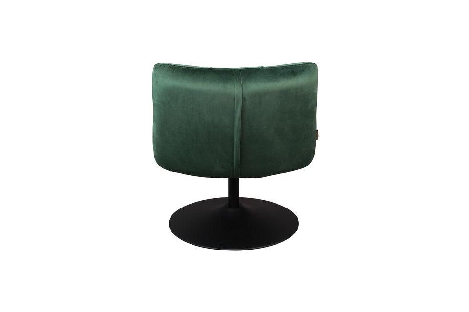 También puedes crear un conjunto convivencial combinándolo con un sofá y un sillón alrededor de