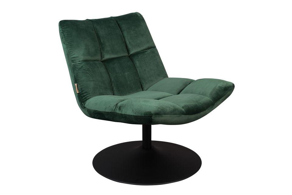 Para un efecto armonioso, no dude en combinarlo con otras sillas similares