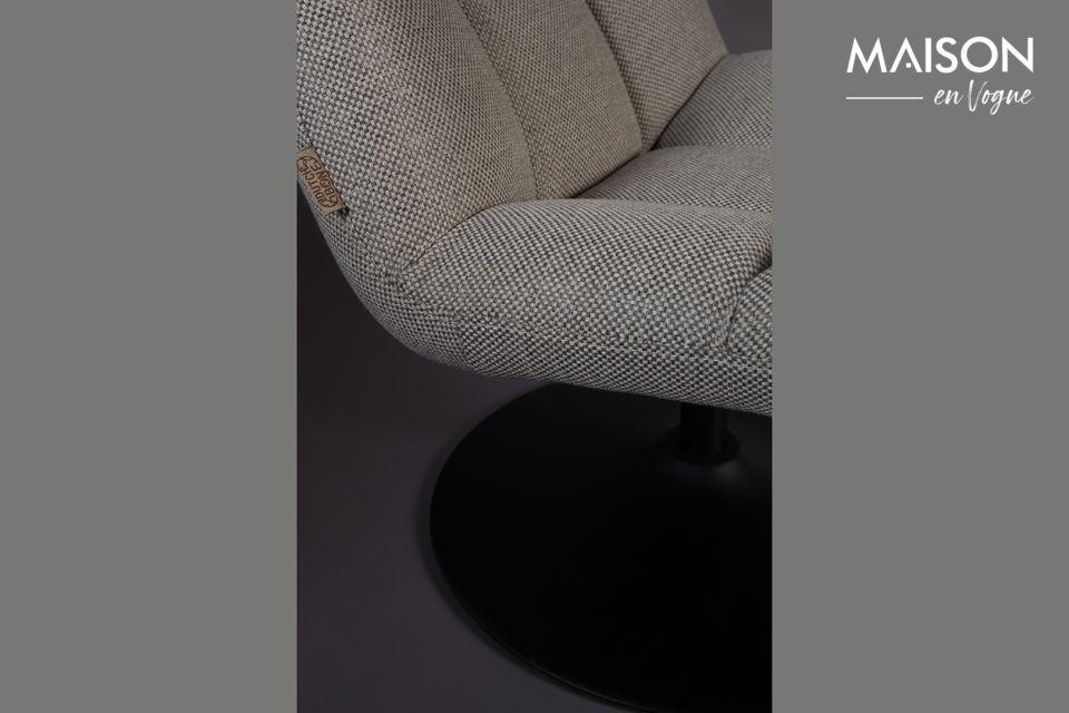 Todo el modelo está generosamente tapizado para la máxima comodidad de los asientos