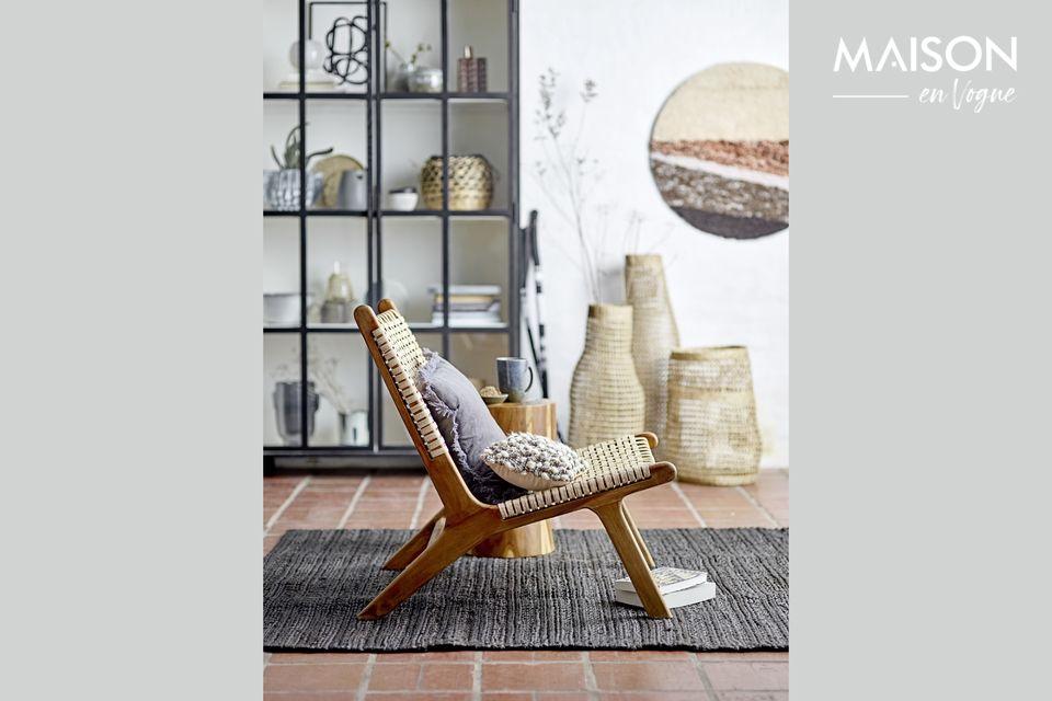 Una silla ideal para la relajación