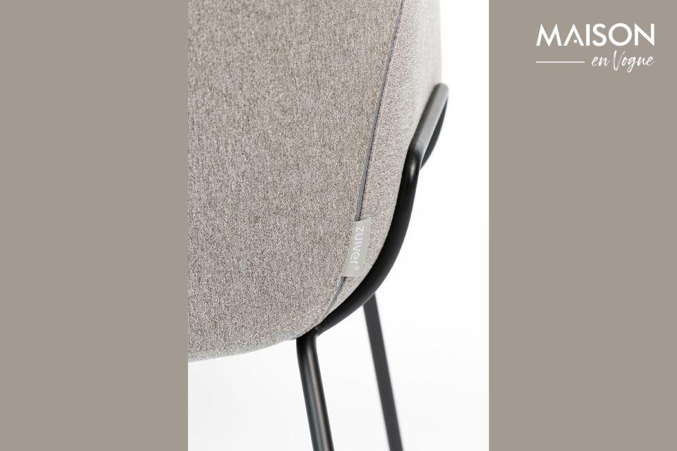 Su finura y simple diseño hacen que la silla Feston Fab sea perfecta para todos los interiores