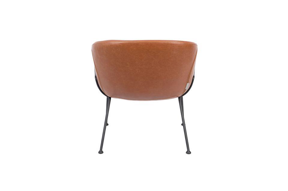 Esta chaise longue es ideal en un comedor