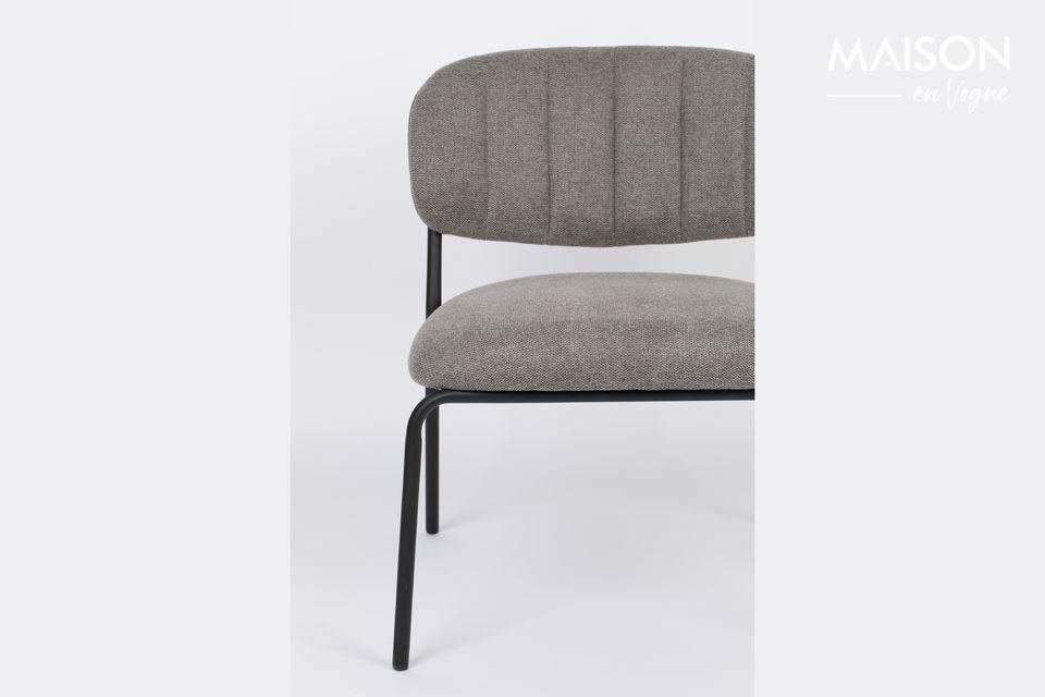 Una silla cómoda y elegante