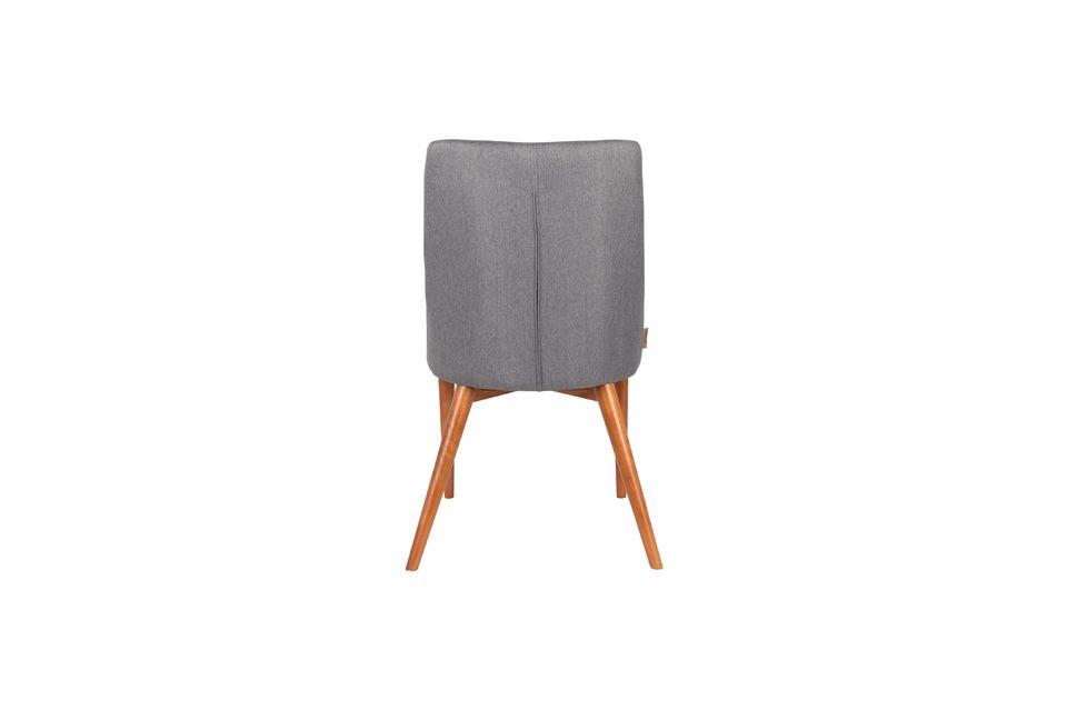 Esta silla combina perfectamente la comodidad y la elegancia
