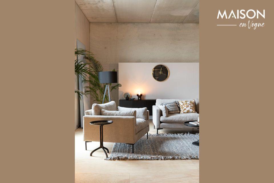 ¿Es un sillón o una mini-sofa? ¿Está diseñado para acomodar a una o dos personas? No depende de