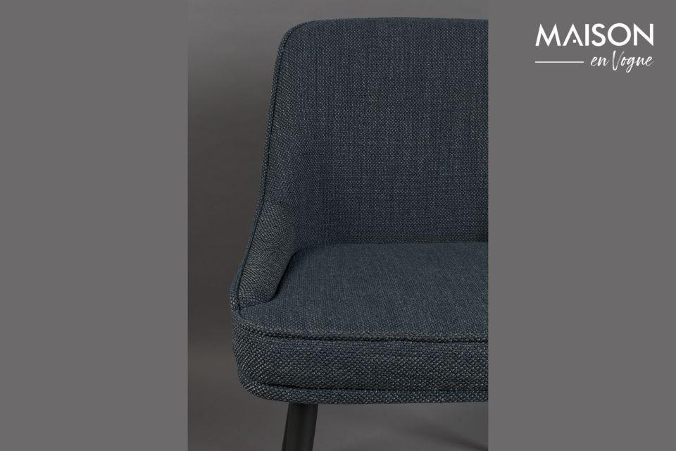 Esta silla será apreciada en una decoración moderna