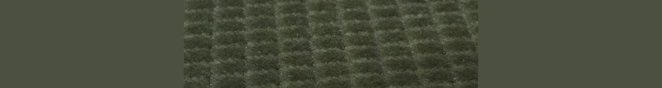 Descriptivo Materiales  Silla Melonie Verde