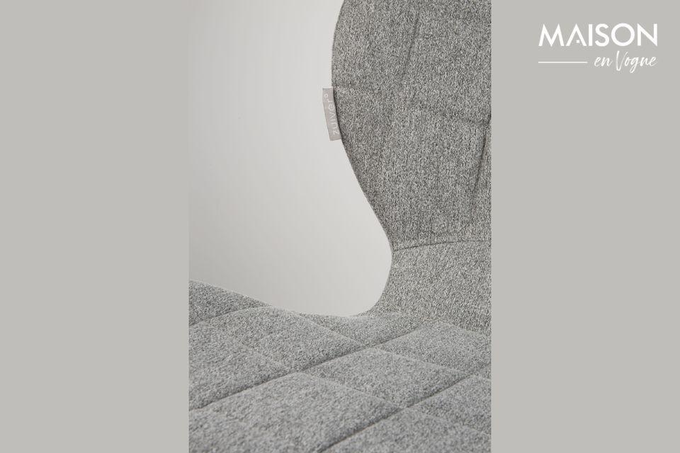 Silla OMG gris claro - 7