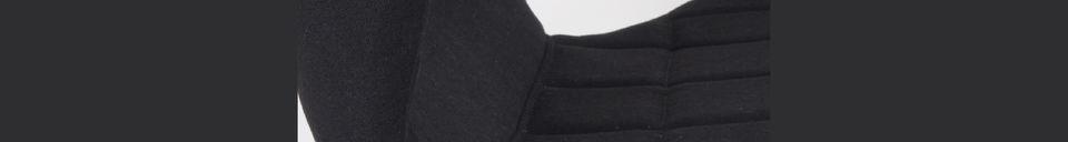 Descriptivo Materiales  Silla OMG negro