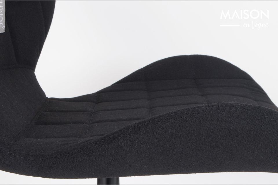 Silla OMG negro - 6