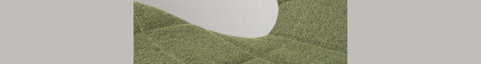 Descriptivo Materiales  Silla OMG verde