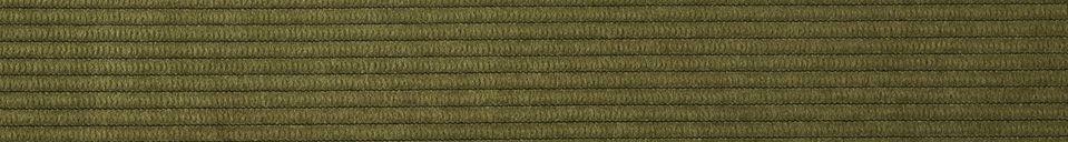 Descriptivo Materiales  Silla Ridge Rib verde