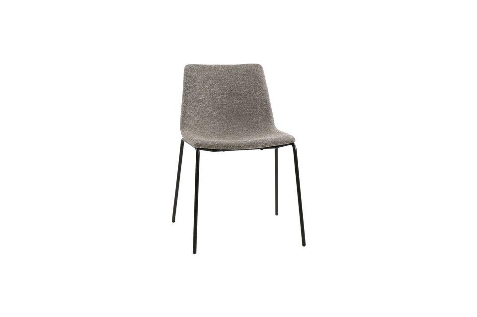 Una simple pero cómoda silla