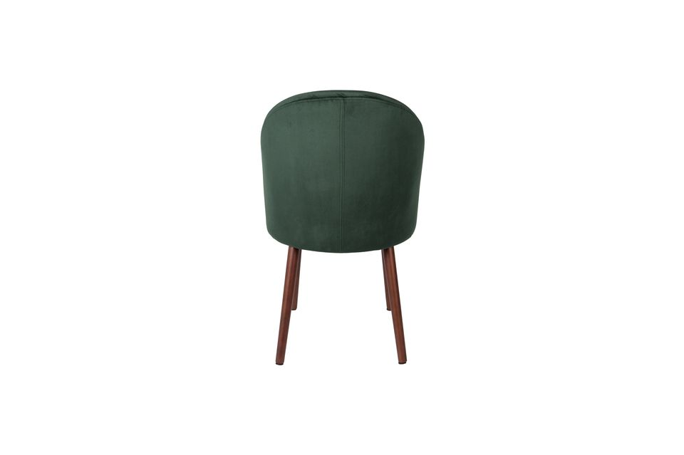 Silla verde Barbara - 6