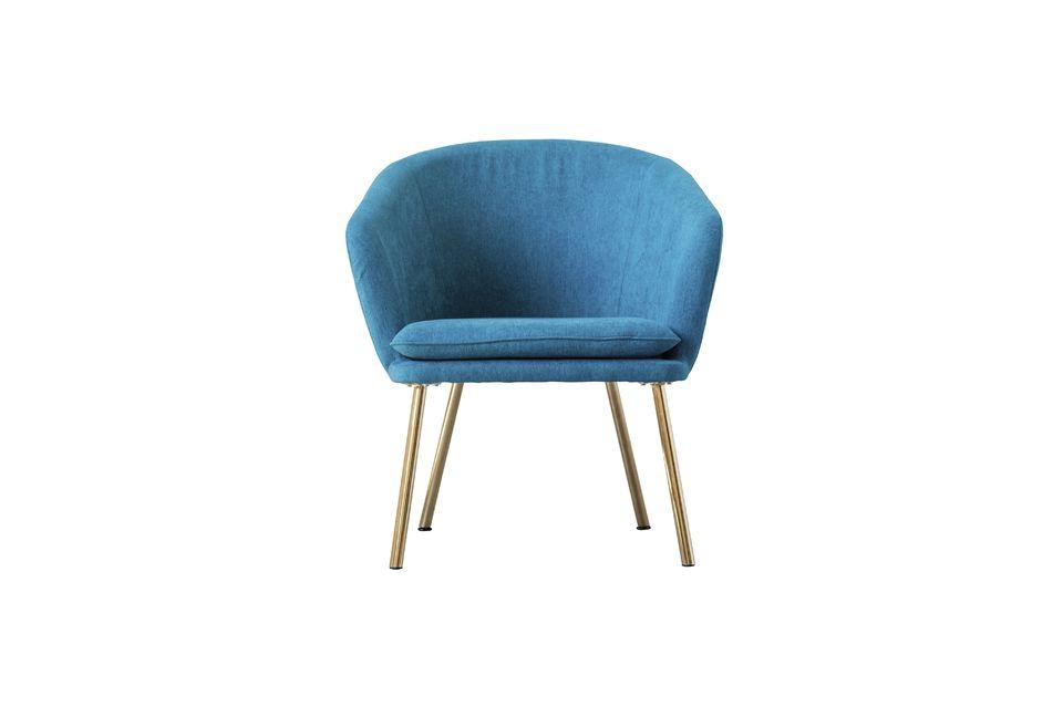 Bloomingville presenta este elegante modelo de sillón