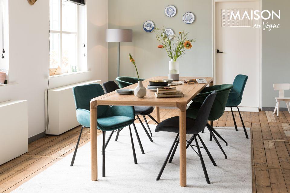 Confort y elegancia para un sillón refinado
