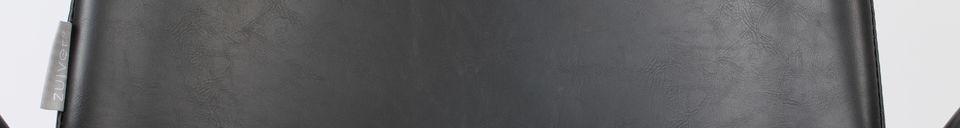 Descriptivo Materiales  Sillón Brit Li negro