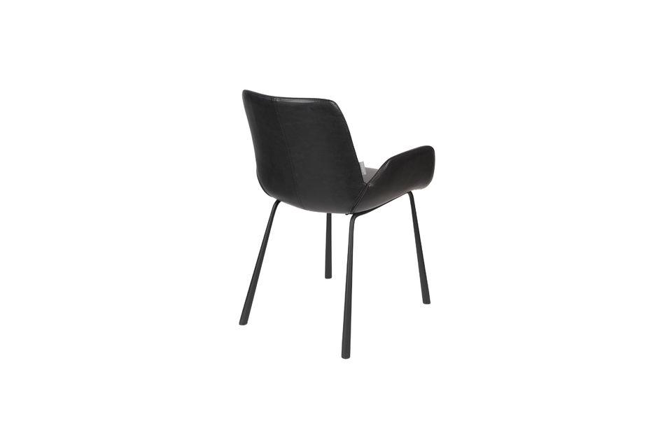 Un sillón para sentarse, para almorzar, beber o trabajar; para conversar o descansar