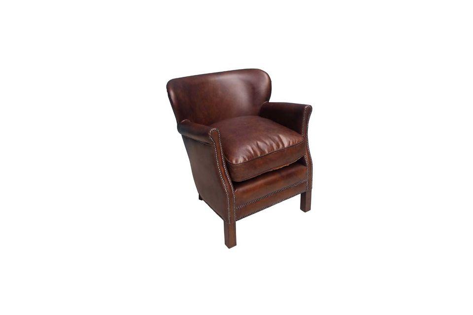 Este hermoso sofá tiene un estilo totalmente británico con un gusto exquisito y clasicismo
