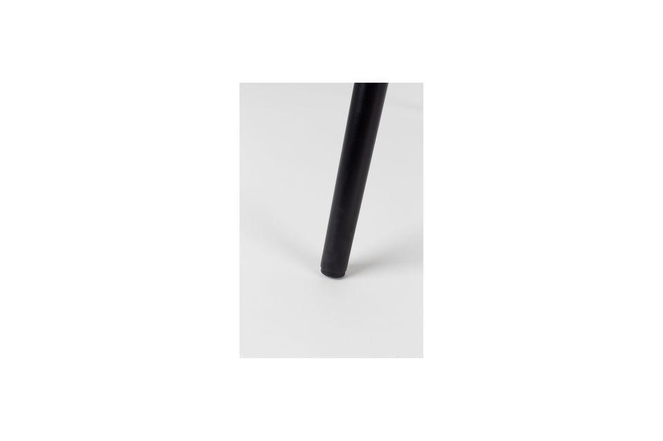 Sillón de jardín Albert Kuip negro - 9