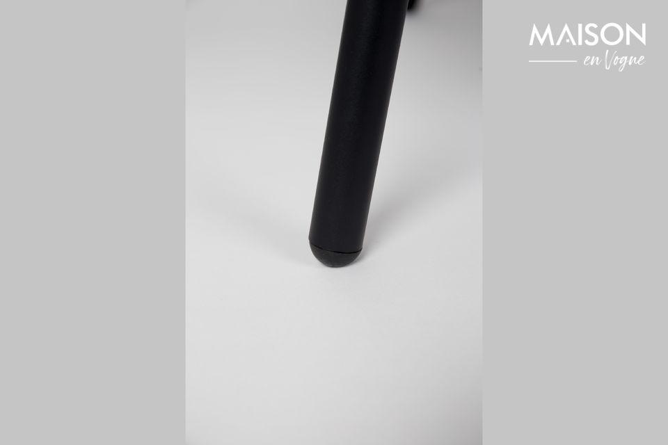 Sillón de salón Bon color gris oscuro - 5