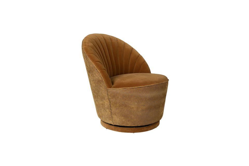 Un objeto bello, cómodo y divertido que encontrará rápidamente su lugar en su hogar