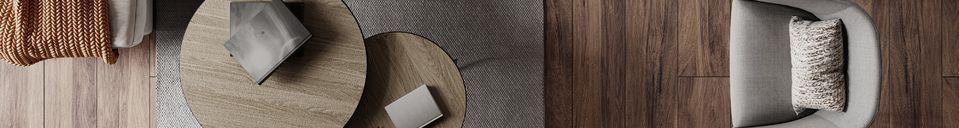 Descriptivo Materiales  Sillón de tela polca
