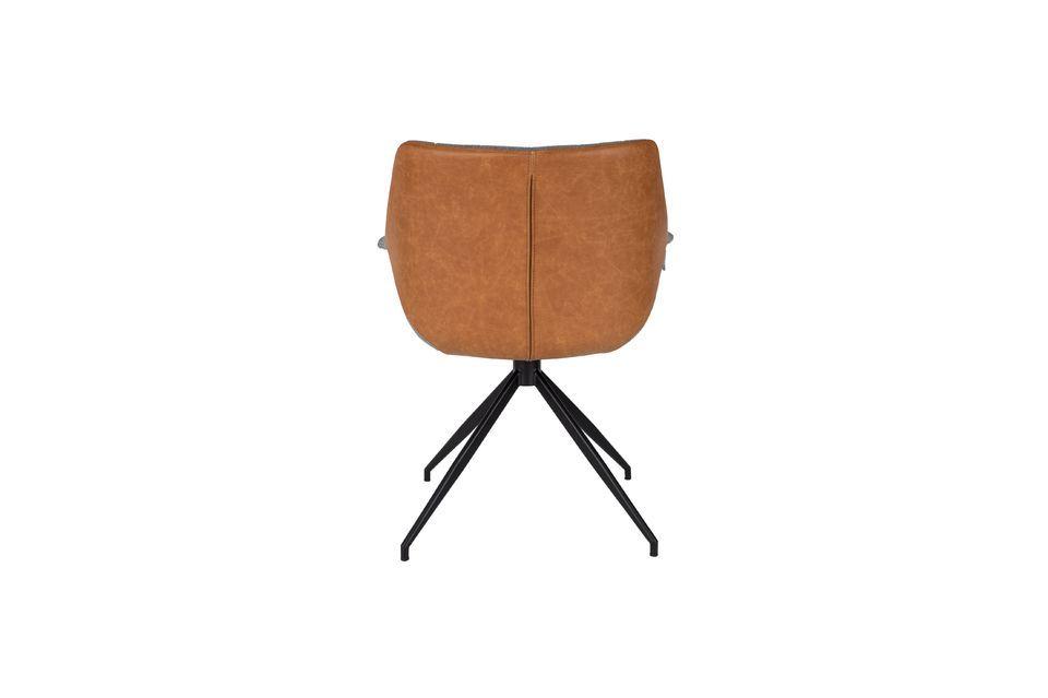 Sillón Doulton Vintage Brown - 7