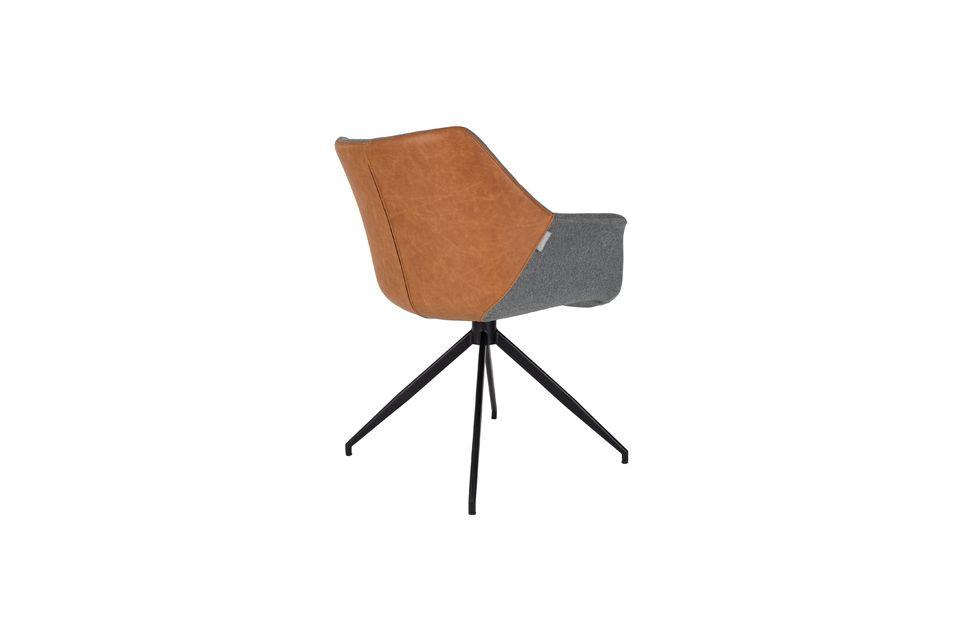 Sillón Doulton Vintage Brown - 8