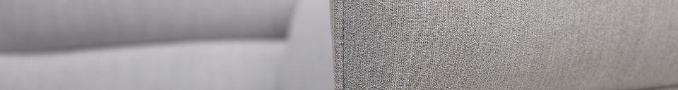 Descriptivo Materiales  Sillón Ellen gris