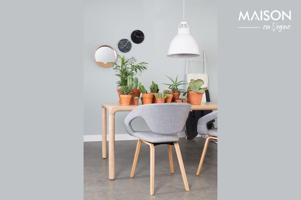 Estilo y modernidad para un sillón muy cómodo