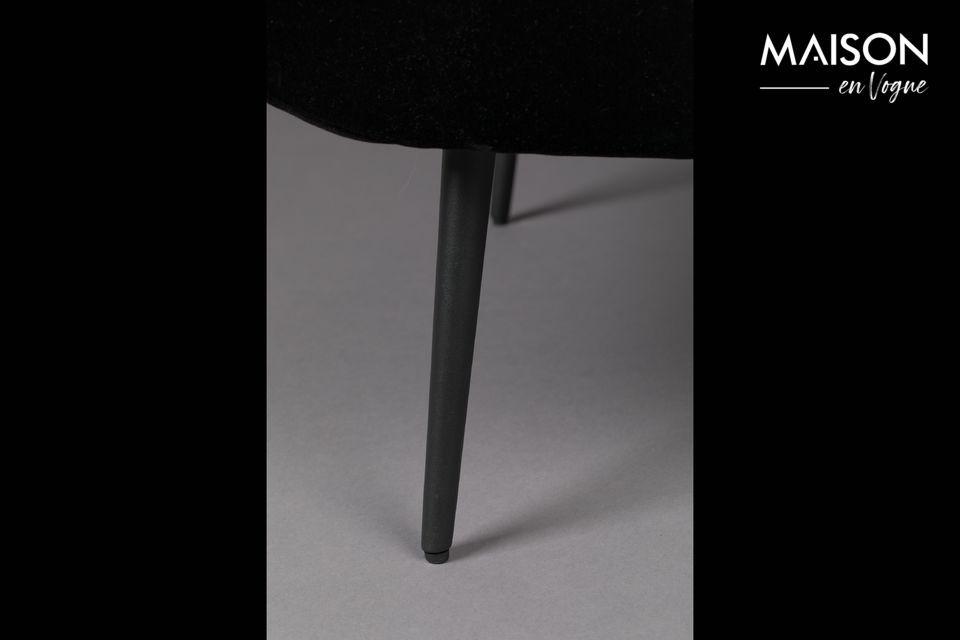 Sillón Glodis Negro - 2