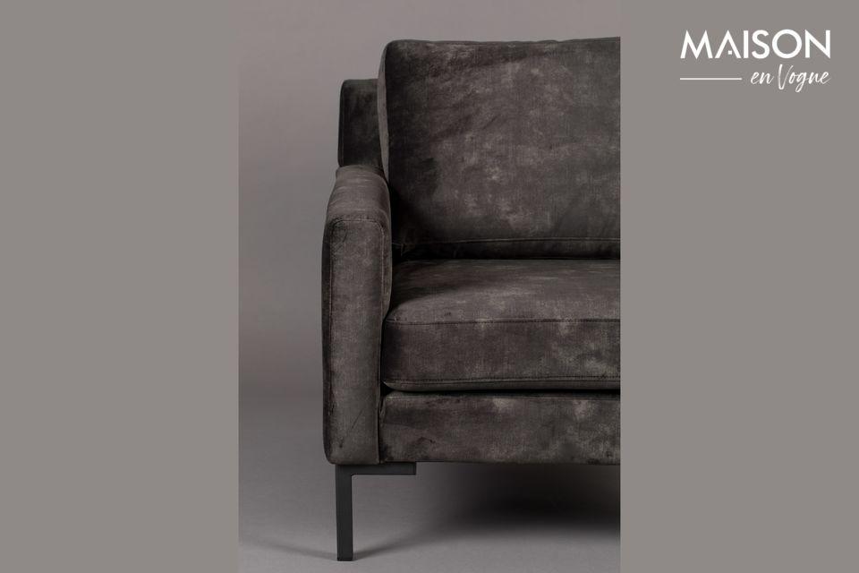 El sofá que revela su lado oscuro